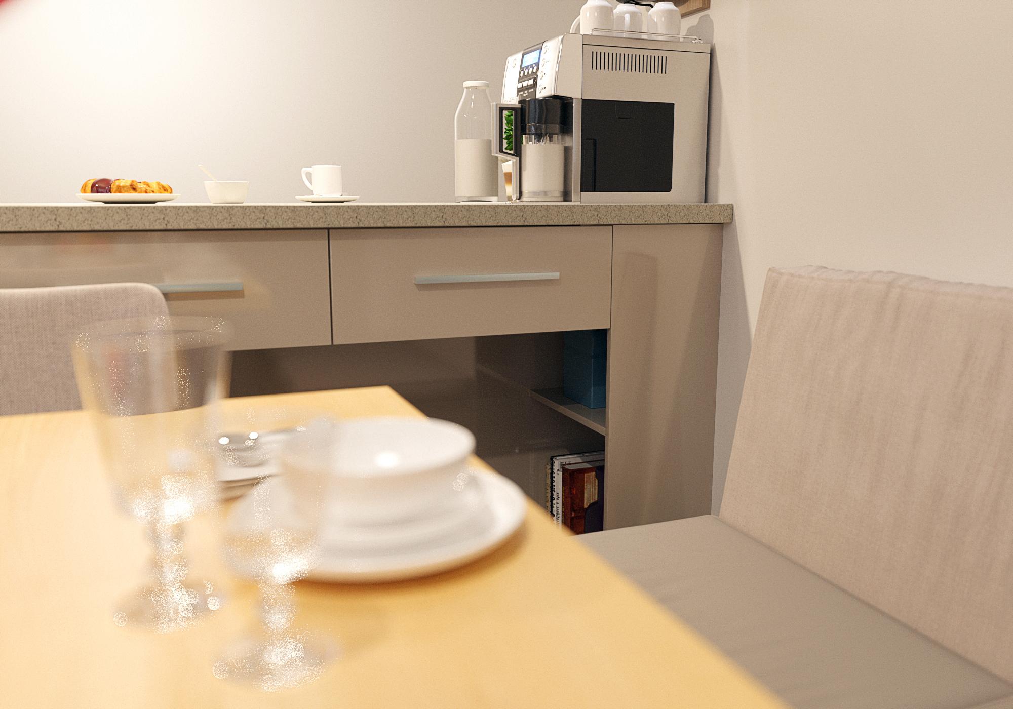 Кухня минимализм | с. Гореничи | Слайд 7