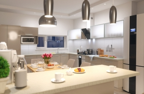 Кухня минимализм | с. Гореничи | Слайд 1