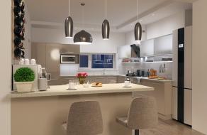 Кухня минимализм | с. Гореничи | Слайд 6