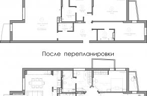 Современная классика, 112 м2 | ул. Шумского | слайд 8