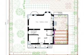 Экстерьер дома на Троещине | Слайд 13